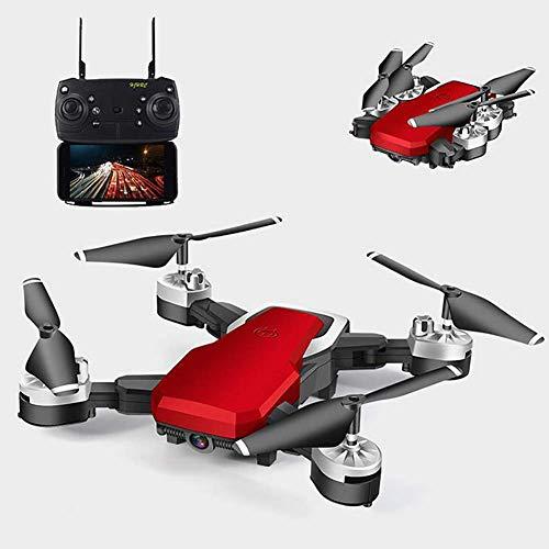 ZHCJH Drone GPS con Fotocamera per Adulti, quadricottero 5G WiFi FPV RC con Ritorno Automatico a casa e Funzione Follow Me per Principianti