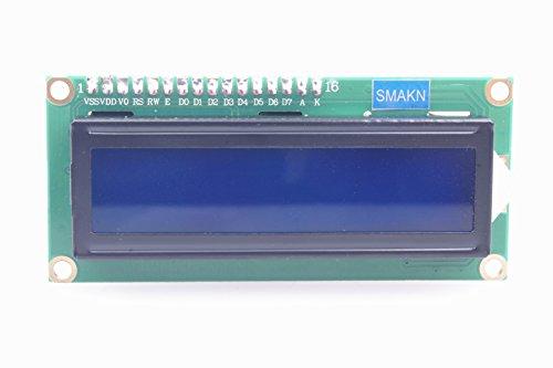 smakn IIC/I2C/TWI Serial 160216X 2LCD Module Shield für Arduino UNO MEGA R3