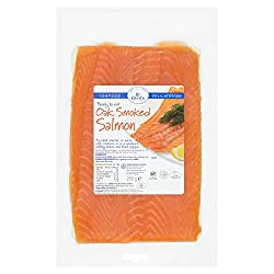 Mr Freeds Smoked Salmon, 200g