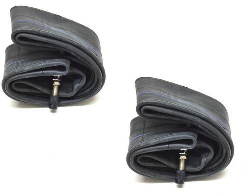 2x Schlauch 3.25/3.50-16 Zoll für MZ ES TS Reifen gerades Ventil