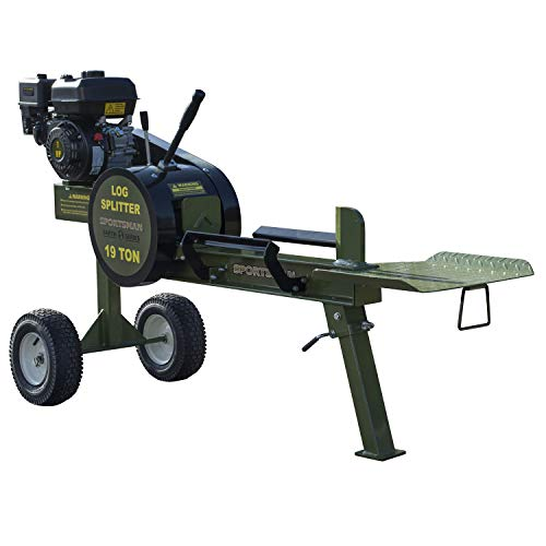 Sportsman Earth Series 19 Ton Gas Powered Kinetic Log Splitter