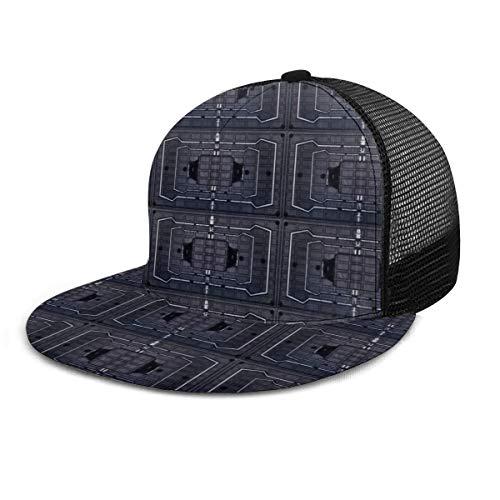 Gorra de béisbol Rainbow Frost Six Siege Snapback Plana Bill Hip Hop Sombreros para Camionero para Hombres y Mujeres