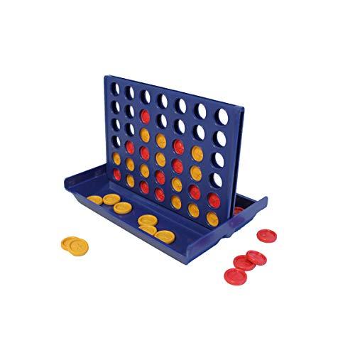 PROJECTS Juego de plástico – Juego de viaje / juego infantil cuatro...