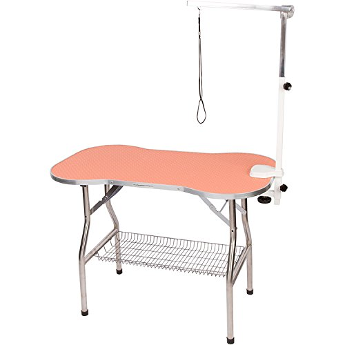 Flying Pig Dog Bone Grooming Table