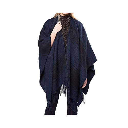 Pepe Jeans Londen, poncho Pinta Admiral