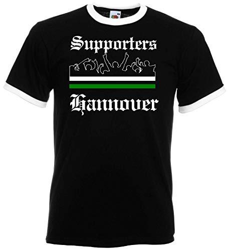 world-of-shirt / Hannover Herren Retro Supporters Ultras