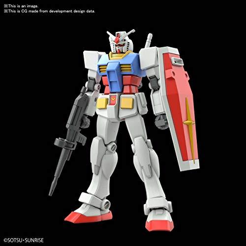 Bandai Hobby - Mobile Suit Gundam - 1/144 RX-78-2 Gundam,...