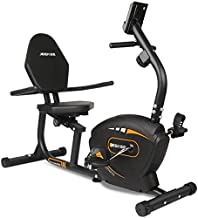 JEEKEE Recumbent Exercise Bike for Adults Seniors - Indoor Magnetic Cycling Fitness Equipment for Home Workout