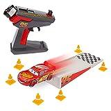 Disney Lightning McQueen RC Racer Remote Control Car Set