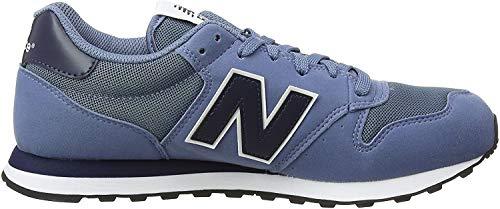 New Balance Gm500Bus, Zapatillas de Deporte Unisex Adulto, Azul (Azul GM500BBN), 42 EU