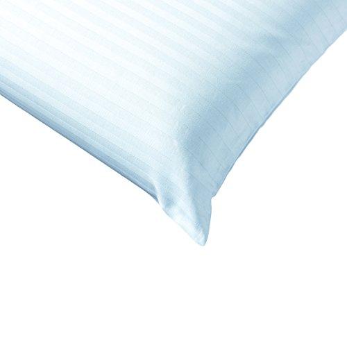 Indalo Gloria kussensloop, katoen/polyester, wit, 40 x 80 x 0,15 cm