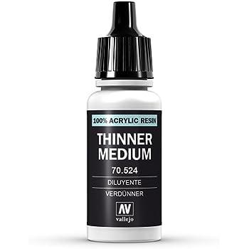 Vallejo Thinner Medium, 17 ml