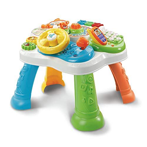 VTech - 181515 - Ma Table d'Activité Bilingue - Multicolore - Version FR