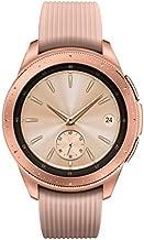 Samsung Galaxy Watch (42mm, GPS, Bluetooth) – Rose Gold (US Version)