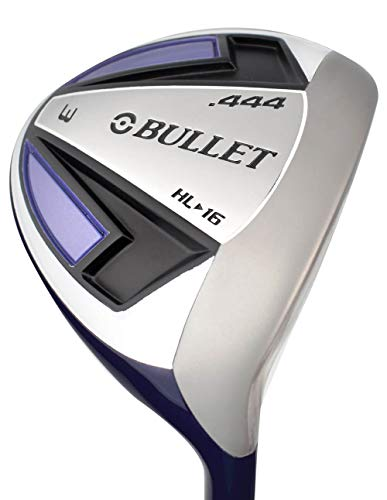 Bullet .444 Ladies 9W Fairway Uniflex Graph