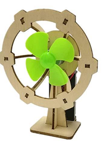 juler STEM Giocattoli Elettroventola Tecnologia Piccola Produzione Piccola invenzione di Piccole Dimensioni Scienza Puzzle insegnamento Modello di Aiu