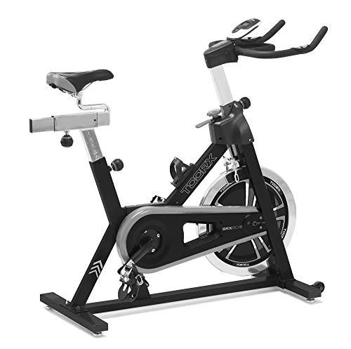 Toorx SRX-50S - Bicicletta da Ciclismo Unisex Adulto, Nero e Grigio, Taglia Unica, 107 x 51 x 115 cm