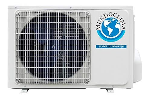 Mundoclima MUPR-12-H9A Climatiseur réversible Puissance en froid et en chaud de 3,5kW...