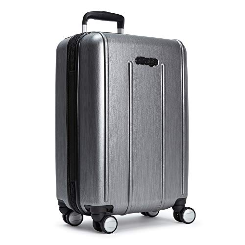 eBags EXO 21 Inches Carry-On Spinner (Brushed Graphite)