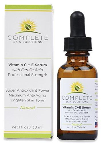 Natural Vitamin C E Serum