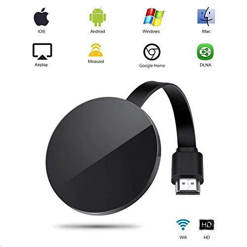 Best 4U Mirascreen G7S drahtlose WiFi gleichen Bildschirm Chrome unterstützt Google Netflix HDMI Push-TV-Stick