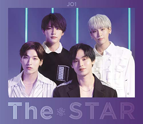 The STAR【初回限定盤Blue】(CD+ACCORDION CARD)