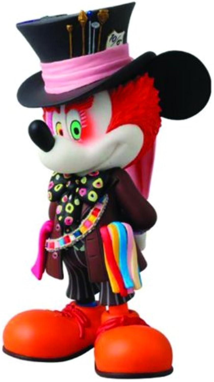Todo en alta calidad y bajo precio. Medicom Disney X Medicom Medicom Medicom  Alice in Wonderland  Mad Hatter Mickey Vinyl Collector Doll (japan import)  tienda en linea