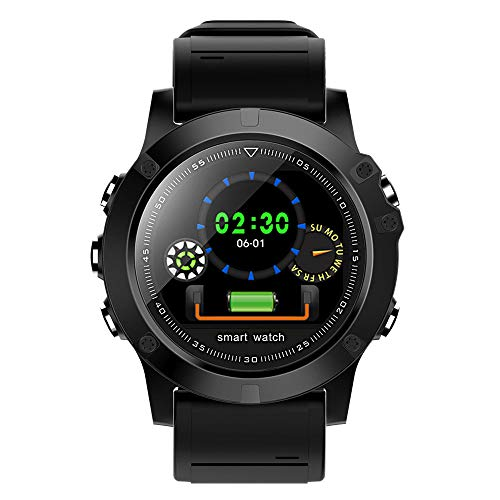 Affordable Strong Durable Best Bakeey Sport Outdoor Smart Watch Heart Rate Blood Pressure Sport Data...
