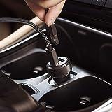 VSHOP® Chargeur Double Haute Vitesse 2,4A par Port pour Tous Les GPS et Tout Appareil Qui Charge en...