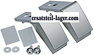 Liebherr Door Handle Repair Set Door Handle Silver Fridge Freezer Wardrobe 9590180