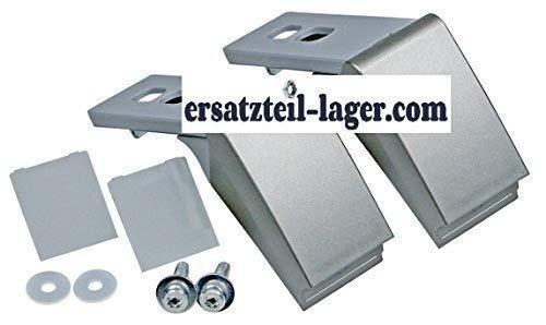 ORIGINAL Türgriffreparatursatz Türgriff silber Kühlschrank Gefrierschrank Liebherr 9590180
