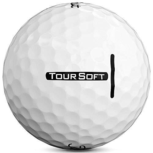 Titleist 2020 Tour Soft Golf Ball Sleeve White - 3 Ball Pack