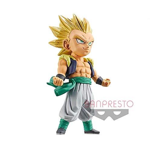 DB Dragon Ball Legends Collab World collectable Figura Vol.1 WCF Gohan Trunks Gotenks Burdock Goku Model Figure (Gotenks)