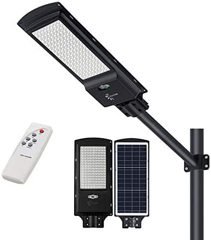 CILU SUM 150W Solar Street 12000LM Max 74% OFF Outdoor LED Light Lamp Ranking TOP3