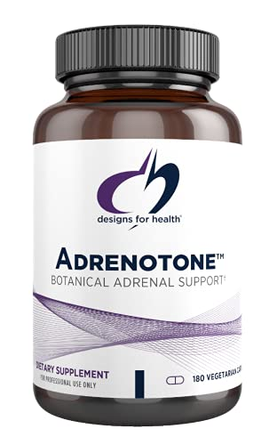 Designs for Health Adrenotone - Adrenal Support Supplement with...