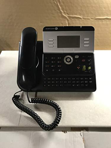 Alcatel 4029 - Teléfono fijo digital para centralita, color negro