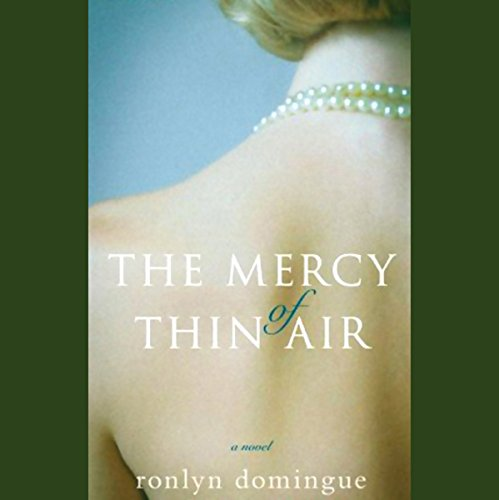 The Mercy of Thin Air audiobook cover art