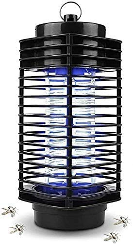 ZBogo Lámpara Antimosquitos Eléctrico UV LED Lámpara de Mosquito Mata Mosquitos Moscas Antimosquitos Eléctrica de Insectos Trampas para Insectos Interior y Exterior