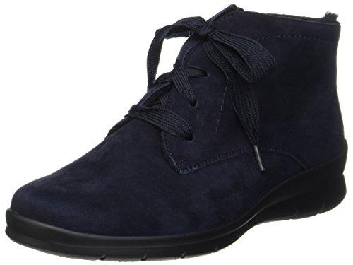 Semler Xenia, Damen Kurzschaft Stiefel, Blau (Midnightblue), 38 EU (5 UK)