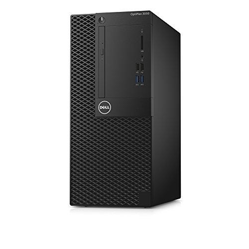 Dell WGX9N OptiPlex 3050 Micro Tower Desktop Computer, Intel Core i5-7500, 4GB DDR4, 500GB Hard Drive, Windows 10 Pro