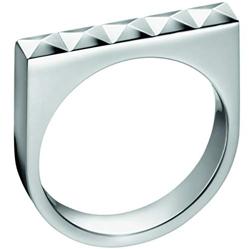 Joyería para Mujer Calvin Klein Jewellery Edge Ring KJ3CMR000107