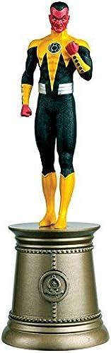 DC SUPERHERO CHESS FIGURINE COLLECTION MAGAZINE  83 SINESTRO schwarz BISHOP by Eaglemoss Publications