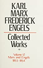 Collected Works 12 1853-54