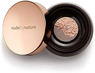 Nude by Nature Stralend Los Poeder Stichting, N2 Classic Beige