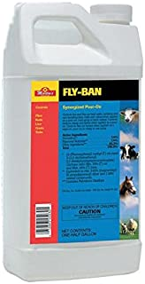 Martin's Fly-Ban Synergized Pour-On 0.5gal