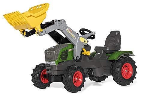 Rolly Toys rollyFarmtrac Fendt Vario 211 (Sitz verstellbar, Luftbereifung, Alter 3-8 Jahre, Front- und Heckkupplung) 611089