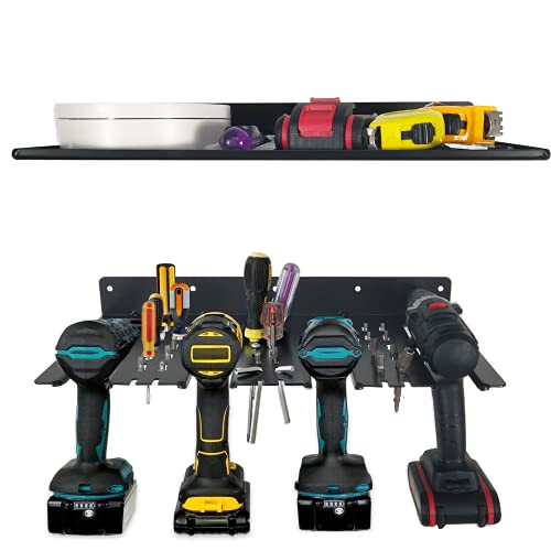 Foozet Power Tool Rack for Electric Drill