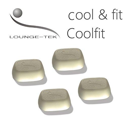Lounge-tek Supporto per Notebook Coolfit Ergonomia + Raffreddamento
