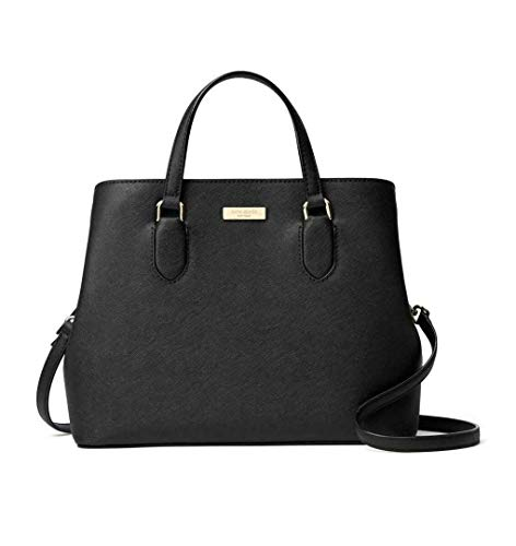 """9.0""""h x 11.2""""w x 6""""d Interior zip and double slide pockets 18.5-20.5"""" adjustable strap leather"""