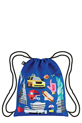 LOQI Hey Studio New York Backpack - Rucksack